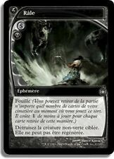 MTG Magic FUT FOIL - Death Rattle/Râle, French/VF