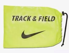 NIKE Racing Track & Field Spikes Shoes Carrying Nylon Bag Volt Yellow