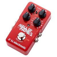 TC Electronic Hall Of Fame 2 Reverb Pedal - New Algorithm (Shimmer)