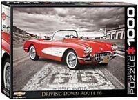 Chevrolet 1959 Corvette 1000 Pièce Puzzle 680mm x 490mm ( Pz )