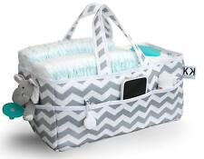 Diaper Caddy Organizer from Kiddy Kaddy by Bubble Bug. Premium Baby Diaper Caddy
