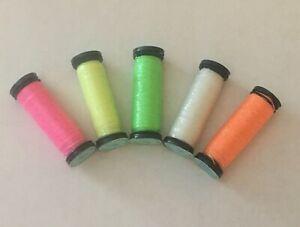 Lot of 5 GLOW IN THE DARK Blending Filament 051F 052F 053F 054F 055F +