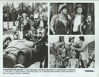 The Beverly Hillbillies Collage Viacom 8 X 10 Black & White Glossy Photograph