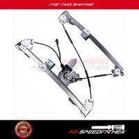 2005-2008 Window Regulator w/ Motor for Ford F150 Crew Cab Front Passenger Side
