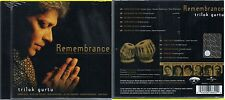 TRILOK GURTU REMEMBRANCE MUSICA INDIANA CD SEALED