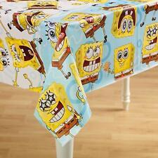 SpongeBob Squarepants Plastic Table Cover Birthday Party Supplies Decoration