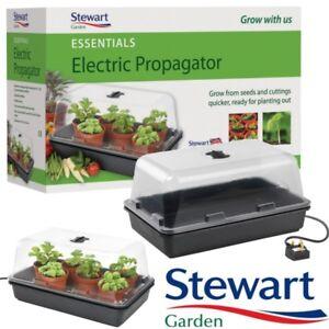 Stewart Essentials Heated Electric Plant Seed Propagator - 38cm