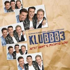 CD Album Jetzt Gehts Richtig Los! von Klubbb3 Klubb3 Klub3 Klub Club 3 NEUWARE