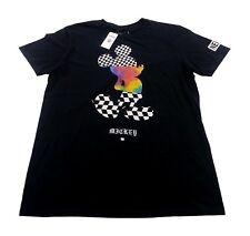 NEFF Mickey Mouse T-Shirt sz L Large Black