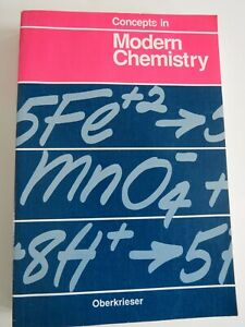 Concepts in Modern Chemistry 2nd Edition