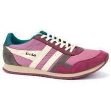 Gola Pink Spirit Lace Up Trainer Shoes size 6US