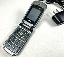 New listing Lg Vx5600 Accolade Gray Verizon Wireless Flip Keypad Cell Phone 1.3Mp Camera