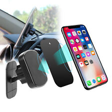 Magnetic Dashboard Phone Mount Holder Car For Apple iPhone XS X Galaxy Note 9 S