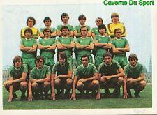 276 TEAM FERENCVAROS BUDAPEST HUNGARY STICKER FOOTBALL 1980 BENJAMIN RARE NEW