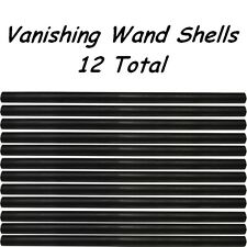 VANISHING WAND - 12 EXTRA SHELLS ONLY - MAGIC TRICK - FREE SHIPPING