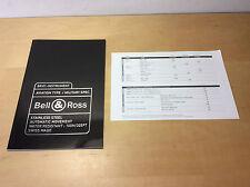 Catalogue Catálogo BELL & ROSS BR01-Instrument - Watches Relojes Montres