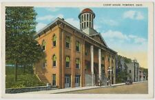 Meigs County Court House, Pomeroy, Ohio