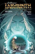 Jim Henson's Labyrinth Coronation #4 Cover B Archaia Comic 1st Print 2018 NM