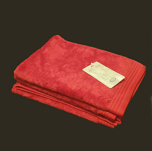 Christy Embrace  2 Hand towel (Red)