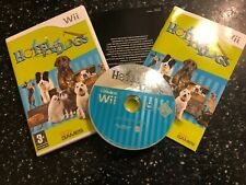 NINTENDO Wii VIDEO GAME VIDEOGAME HOTEL FOR DOGS +BOX INSTRUCTIONS COMPLETE PAL
