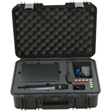 SKB iSeries Waterproof Hard Case for Sennheiser EW Wireless Mic Series System
