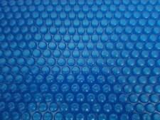 Solarfolie 400µm Rund d: 4,60m Poolabdeckung Schwimmbadfolie Luftpolsterfolie