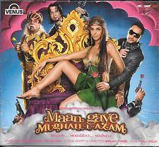 MAAN GAYE MUGHAL-E-AZAM - NEW BOLLYWOOD SOUNDTRACK CD - FREE UKPOST
