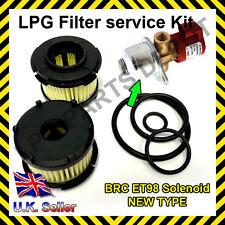 LPG GPL Autogas BRC FJ1 Cartucho de poliéster de vapor de él elemento Sequent Sistema