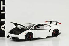 2011 Lamborghini Gallardo lp570 supertrofeo Stradale moncerus White 1:18 Autoart