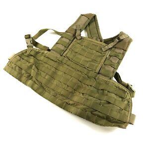 Eagle Industries Rhodesian Recon Vest RRV Khaki Tactical Chest Rig, V2 5KH