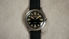 Vintage Mitchell French Diver Watch w/Tropic Strap