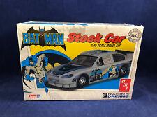 AMT Batman Stock Car 1:25 Scale Snap It Plastic Model Kit 940 New in Box