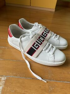 Gucci Ace Sneakers Con Nastro
