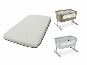83 x 50 x 5cm Crib Mattress To Fit Chicco Next to ME Beside Baby Cot Mattress