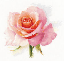 "New Cross Stitch Kit ALISA ""Breath of Roses. Tenderness"""