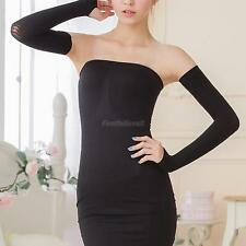 Elastic Thin Arm Slimming Corset Tummy Trimmer Shaper Massager Sleeve Suit