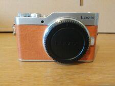 Panasonic Lumix DC-GX800K Lumix G Mirrorless Compact Camera (Body only)