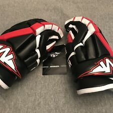 "Mission H550 Men's Ice Hockey Gloves NWT 13"""