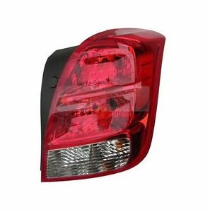 CHEVY TRAX 2013-2017 CHEVROLET TAILLIGHT TAIL LIGHT REAR LAMP - RIGHT
