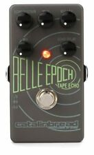 Catalinbread Belle Epoch Delay Guitar Effect Pedal New