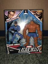 Marvel Legends 2 Pack Mr Fantastic And The Thing
