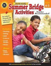 Summer Bridge Activities : Bridging Grades 4 to 5, Paperback by Carson-Dellos...