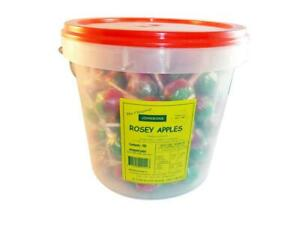 JOHNSONS ROSEY APPLES (100PC WRAPPED IN A BUCKET)