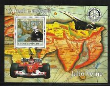 St.Thomas And Prince Islands Souvenir Sheet #1383 (Nh) From 2004