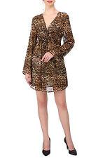Miss Lavish Tie Waist Kaftan Kimono Beach Cover Up Free Size Tunic Top Dress