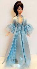 Petra Exclusive #5813 Plasty Kleid mit Mantel Spitze 70er -no doll!-