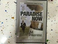 Paradise Now DVD Nuovo New Sigillato Kamikaze Palestinese