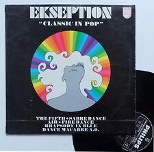 "LP Ekseption  ""Classic in pop"""