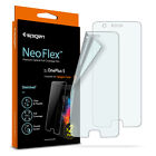 Spigen® OnePlus 5 [Neo Flex] TPU Film Shield Bubble Free Screen Protector [2PK]