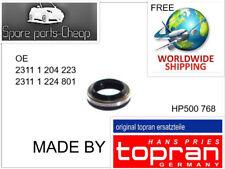 TOPRAN Shaft Seal, manual transmission - 500 768 For BMW